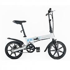 Bicicleta Eléctrica Plegable Evoroad