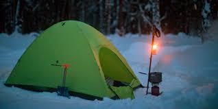 tienda de campaña yurta